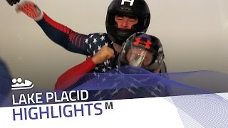 Steven Holcomb continues his domination on home track | IBSF Official