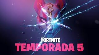 **TEMPORADA 5** PRIMERA IMAGEN! ¿QUÉ ES? FORTNITE: Battle Royale