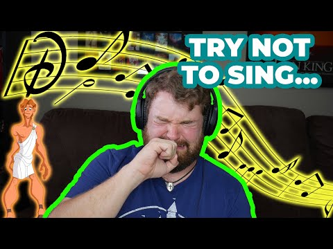 Try Not To Sing Disney Song Challenge 2