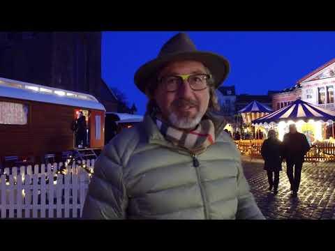 Danmarks største julemarked er i Aarhus