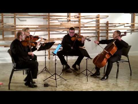 Haydn: Quartet in F-minor, op. 20, no. 5-- Amernet String Quartet, AmerneXt - III. Adagio