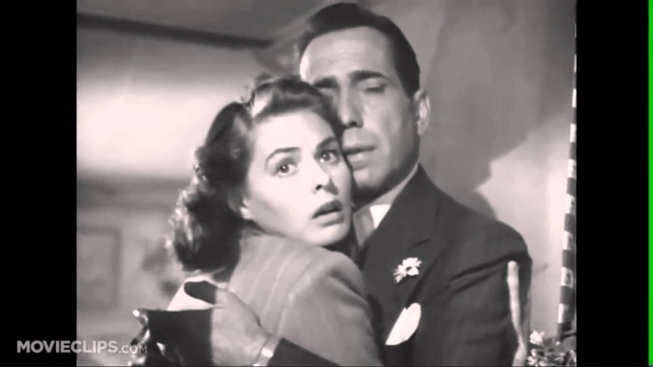 As Time Goes By Casablanca The Original Sam Dooley Wilson Song Youtube
