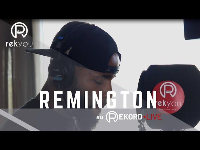 Rekord Live 4 Remington Rekyou Youtube