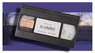 Saimiri, the most boring movie on the internet