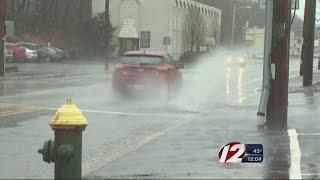 Storm Brings Heavy Rain, Threat of Street Flooding