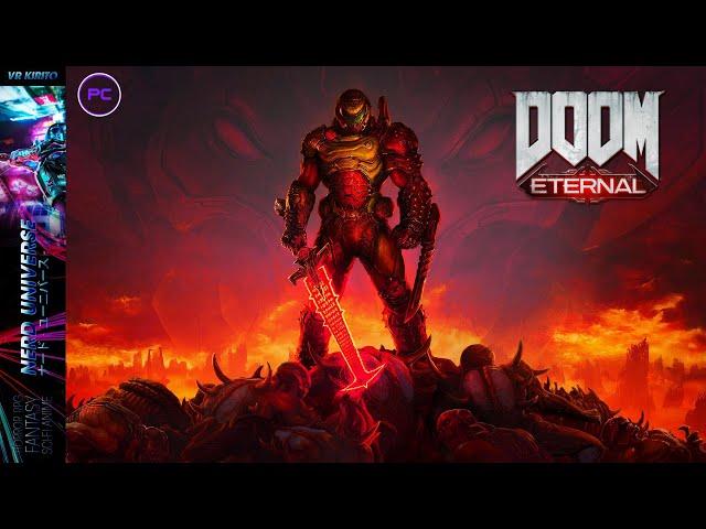 Doom Eternal - #3 Das Dämonen-Gefängnis & Die Kultisten-Basis [Deutsch] Lets Play ☠ 1440p ☠ [PC]