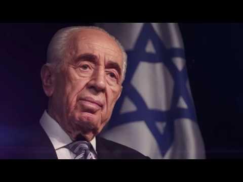 Shimon Peres award - The Times of Israel Gala 2015