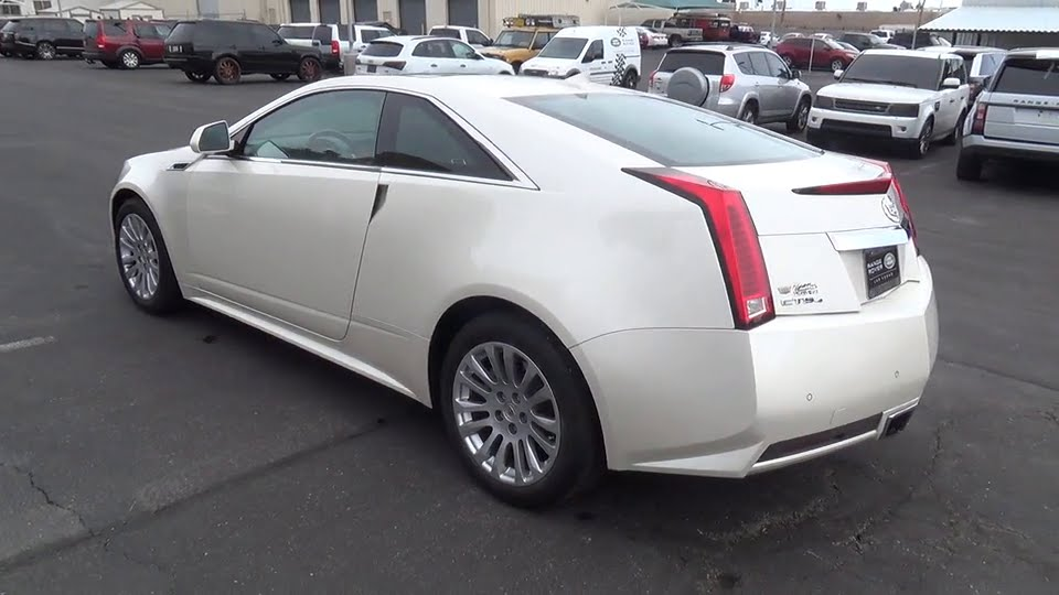 Cadillac Cts Coupe Las Vegas >> 2012 Cadillac Cts Coupe Las Vegas Henderson North Las Vegas