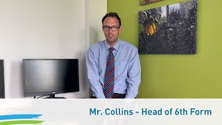 6th Form Induction | Mr Collins