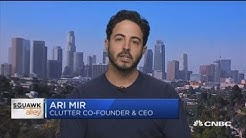 Clutter CEO: Vision fund is an ideal match for us