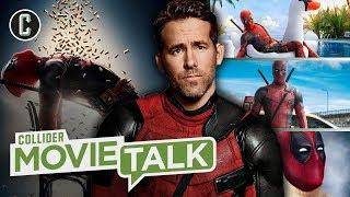 Ryan Reynolds Teased a Meeting at Marvel - Movie Talk