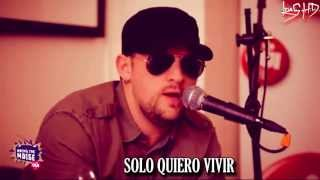 Good Charlotte - I Just Wanna Live [Acoustic] || Sub Esp