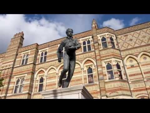 Visit Britain Experience: Rugby School