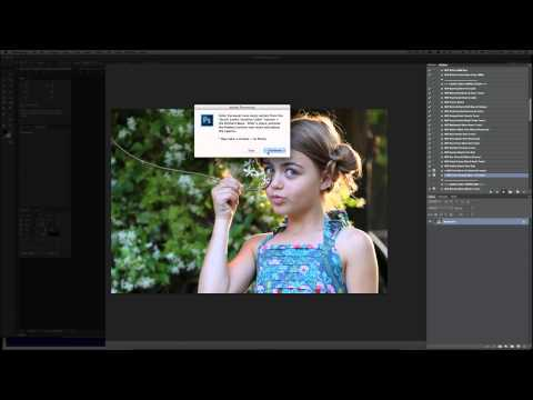 MCP Inspire Photoshop Actions: How To Use/Overview