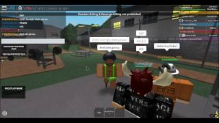 ROBLOX New Prison Game!