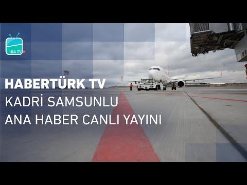 Kadri Samsunlu | Habertürk TV Ana Haber Canlı Yayını