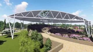 Георгиевск, тематический парк «Водяные ворота»