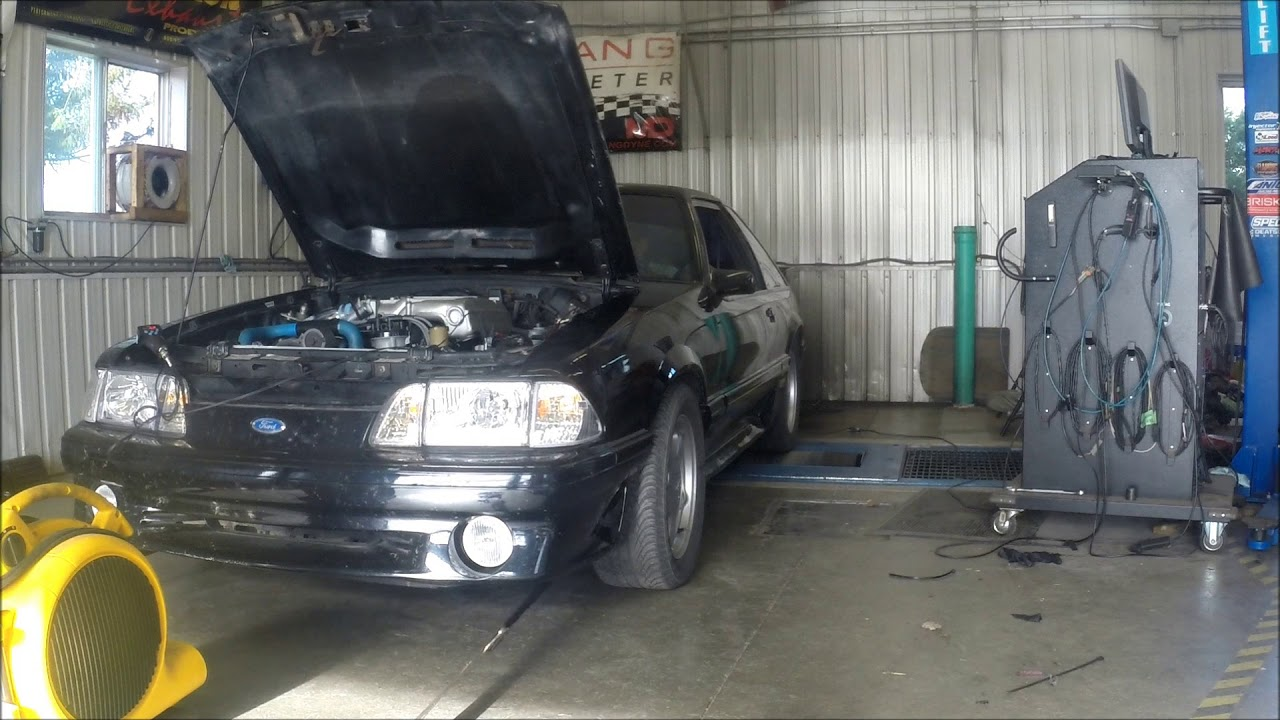 1995 Mustang 5 0, O/R H-Pipe, Flowmaster Dual Chambers, AFR