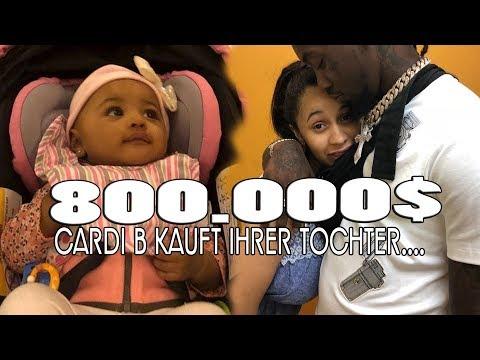 CARDI B kauft Tochter  800.000$ Armband ❤️ Diese Stars verwöhnen sich & ihre Familien !