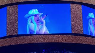 PLEASE ME CARDI B BRUNO MARS LIVE AT RODEO HOUSTON