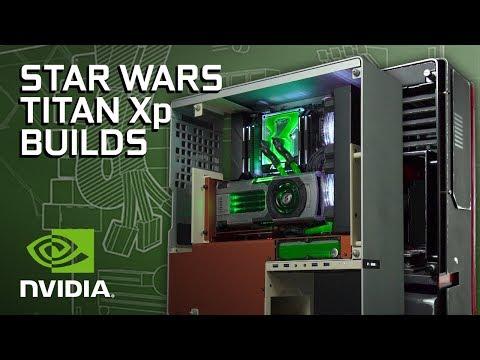 GeForce Garage - Star Wars TITAN Xp Builds
