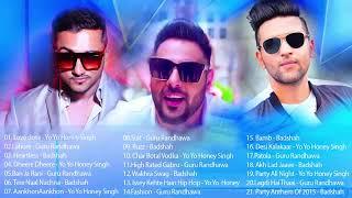 Guru Randhawa Vs Yo Yo Honey Singh Vs Badshah - Bollywood Songs 2019, Audio Jukebox top #1