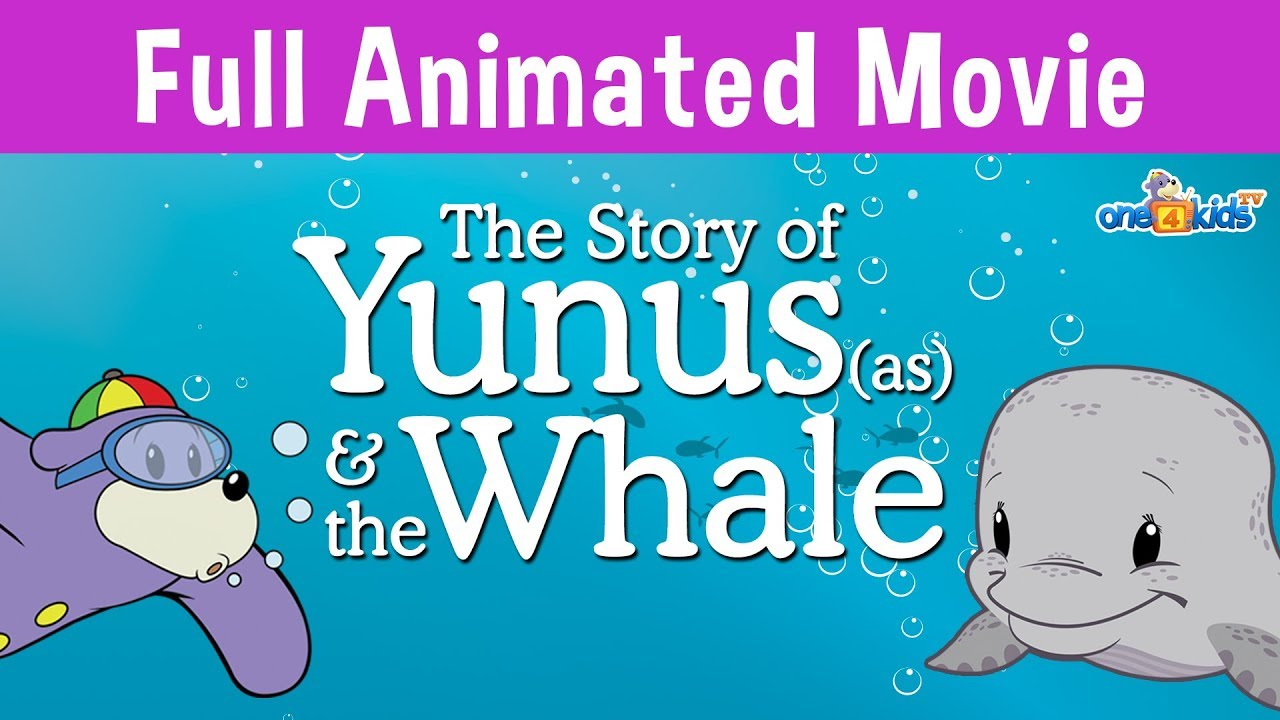 Download The Story of Prophet Yunus (as) With Zaky - Muslim Cartoon