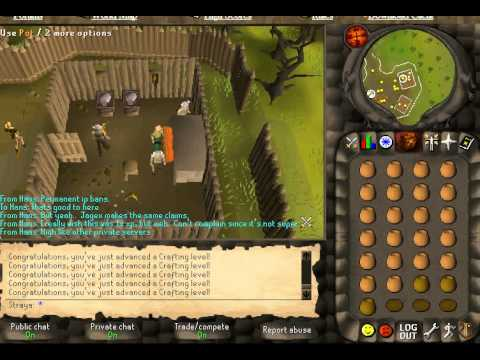 crafting guide runescape runescape 2007 crafting guide day progress udates 1735