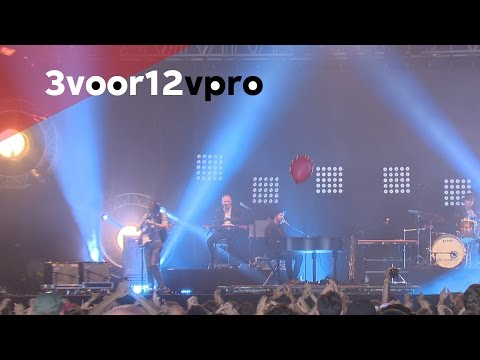 Matt Simons live at Pinkpop 2016