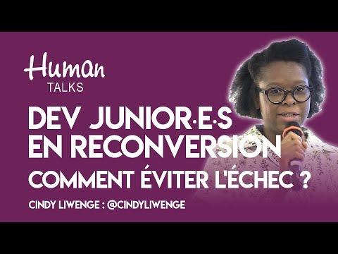 Accueillir des junior·e·s en reconversion : comment éviter l'échec par Cindy Liwenge