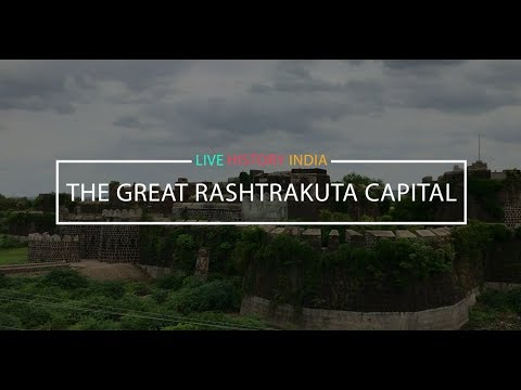 Kandhar Fort in Nanded | The Great Rashtrakuta Capital
