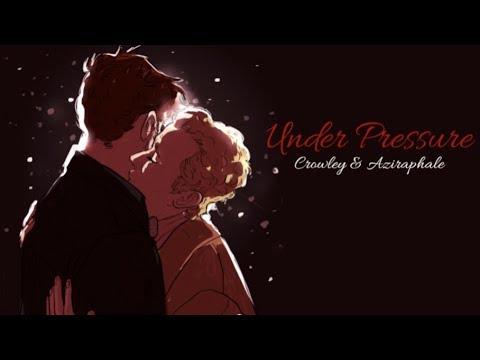 【GoodOmens】Under Pressure (Crowley & Aziraphale)