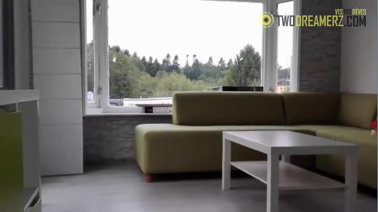 r novation mobilhome o vivons nous youtube. Black Bedroom Furniture Sets. Home Design Ideas