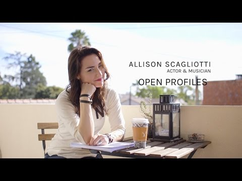 Allison Scagliotti  Open Profiles This is Ground