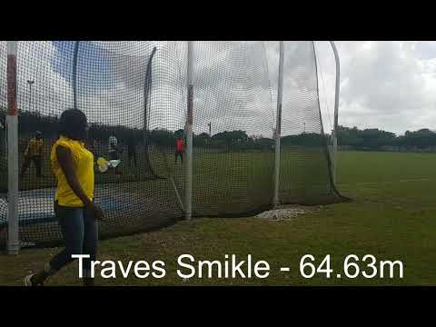 Tyser Mills 2017 - Male Open Discus