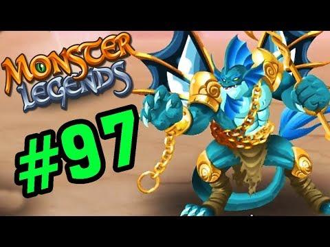 Monster Legends - Vua Của Alantic - Thế Giới Quái Vật #97