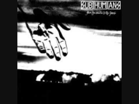Subhumans - Reality is Waiting For a Bus