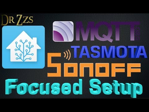 UPDATED: get HASSIO and Tasmotized Sonoff up and running!