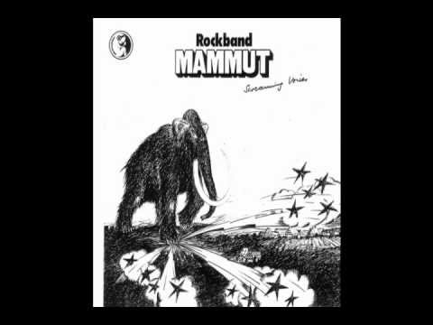 Rockband Mammut [DEU] - Screaming Voices, 1979 (a_4. Life Ain't Easy).