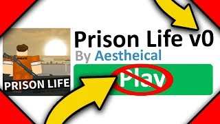 WHAT HAPPENED TO ROBLOX PRISON LIFE?
