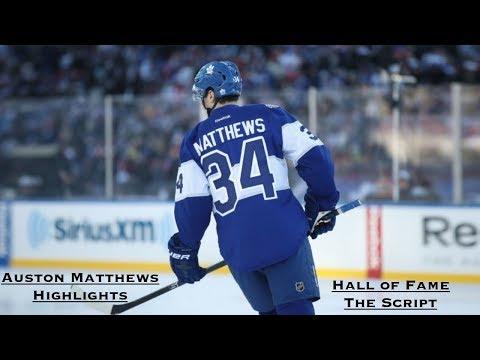 Auston Mathews Highlights - Hall Of Fame