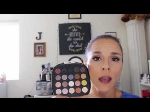 Review: Marc Jacobs About Last Night Palette