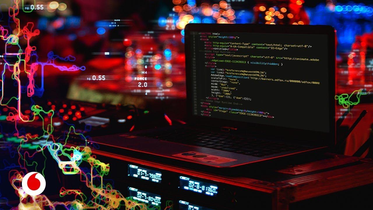 Escribir código en directo puede ser todo un espectáculo