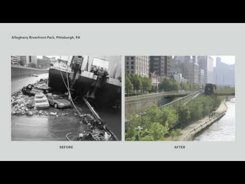 Michael Van Valkenburgh on Dallas' Trinity River Park Concept