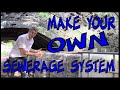 How to make your own sewage system - Make Science Fun