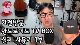 [선우권] 안드로이드 TV BOX V88PLUS 4K …