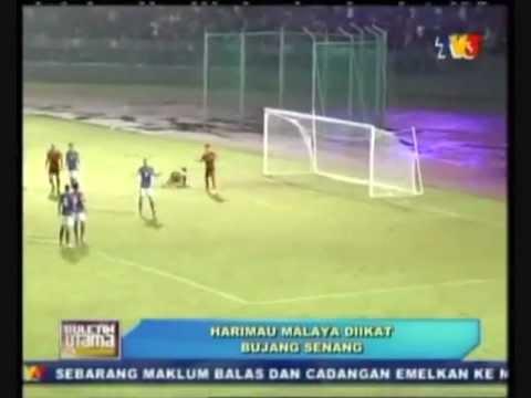NGAP SAYOT vs MALAYSIA 2012