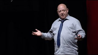 The little boxes: Brian Michael Bendis at TEDxCLE