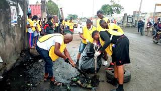 All African service project... (service to humanity)