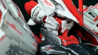 1/144 RG Gundam Astray Red Frame | REVIEW 229